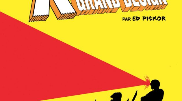 x-men grand design panini comics