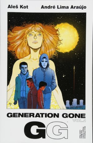 generation gone comic