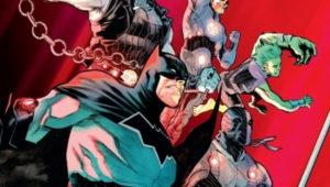 Justice League No Justice Urban Comics
