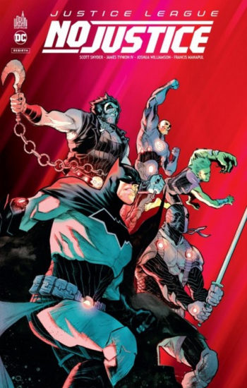 Justice League No Justice Urban Comics