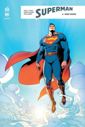 urban comics superman rebirth tome 4