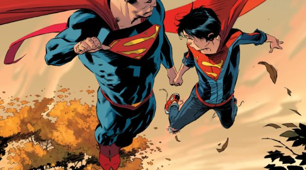 Superman rebirth tome 5 urban comics