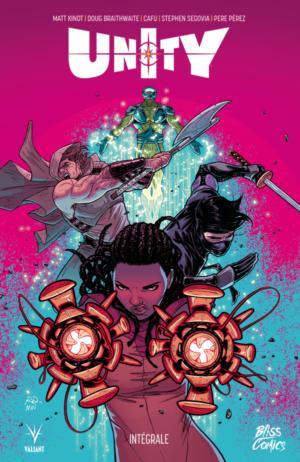 unity valiant comics bliss