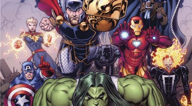 Avengers Tome 2 (Fresh Start) Panini Comics