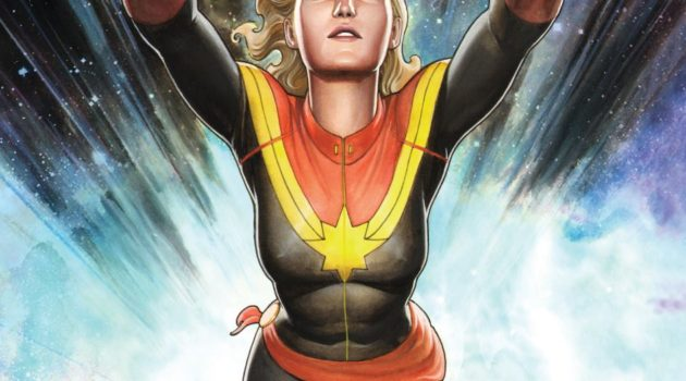 captain marvel et nous serons des étoiles