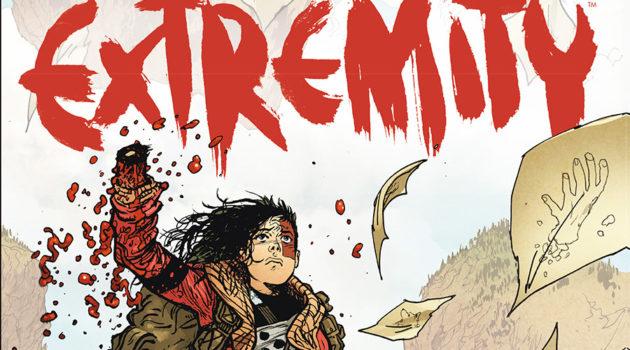 extremity comics daniel warren johnson