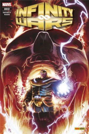 Infinity Wars Tome 2 Panini Comics