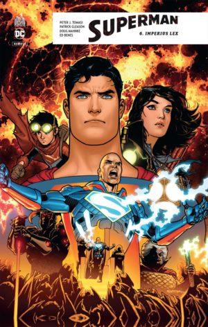superman comics urban tome 6