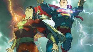 Superman Shazam Premiers coups de tonnerre Urban Comics