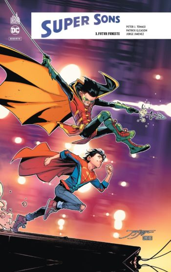 super sons tome 3 urban comics