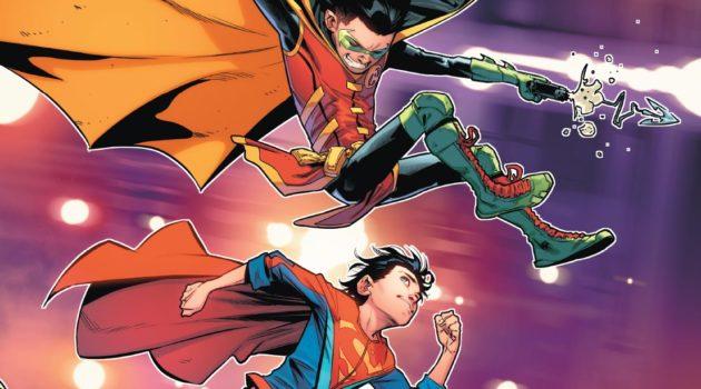 super sons tome 3 urban comics