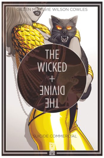 the wicked + the divine tome 3