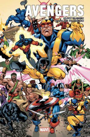 Avengers Forever Panini Comics