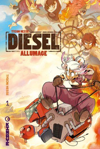 diesel kinaye editions