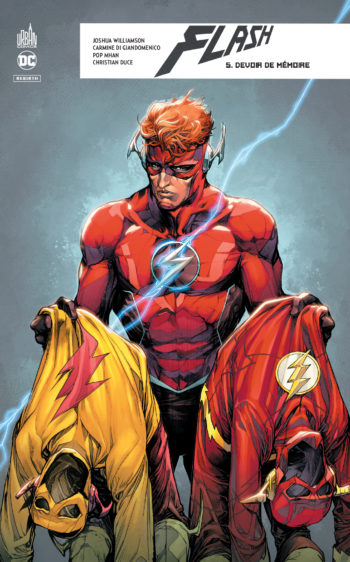 flash rebirth tome 5 urban comics