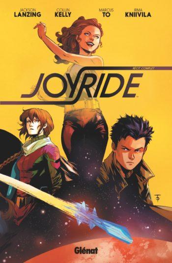 joyride comics glénat