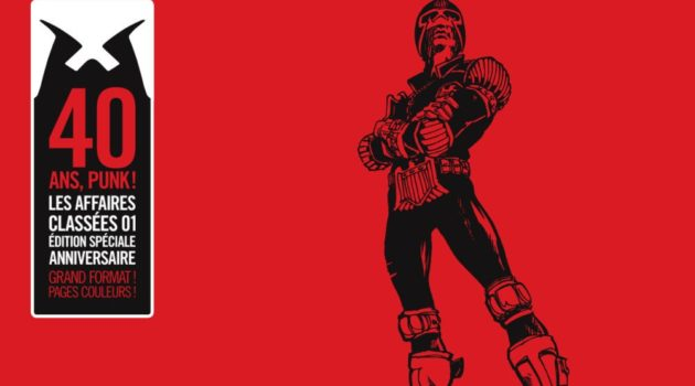 Judge Dredd comics Delirium