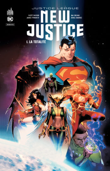 New Justice Tome 1 Urban Comics