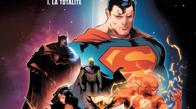 New Justice Tome 1 Urban Comics