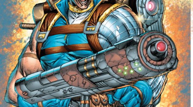cable deadpool comics