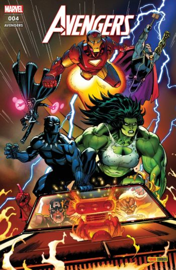Avengers Fresh Start Tome 4 Panini Comics