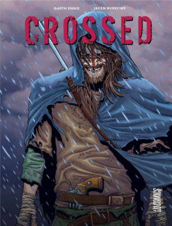 crossed comics