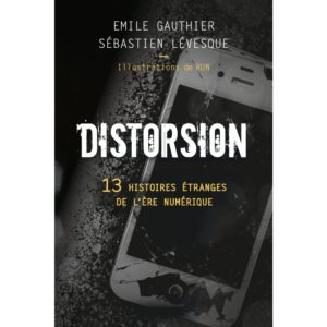 distorsion podcast livre