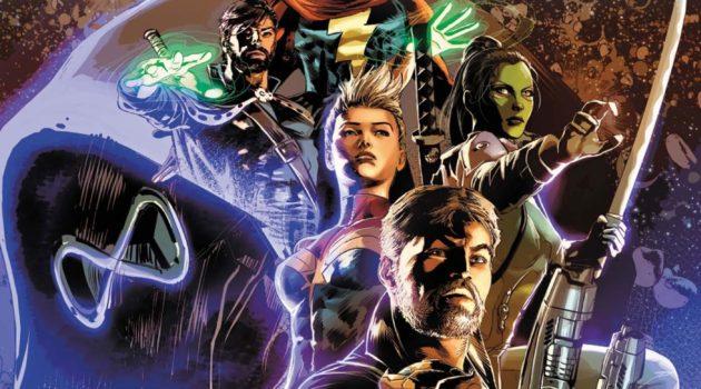 Infinity Wars Tome 4 Panini Comics