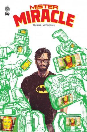 mister miracle comics urban