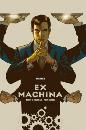 Urban Comics Ex Machina tome 1