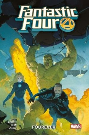 Fantastic Four Tome 1 Panini comics