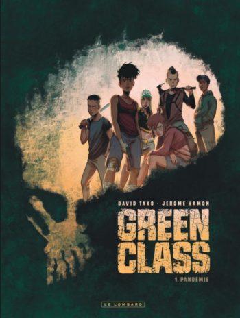 Le Lombard Grenn Class tome 1