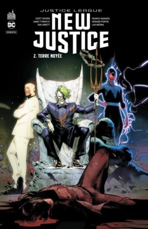 Urban Comics New Justice tome 2