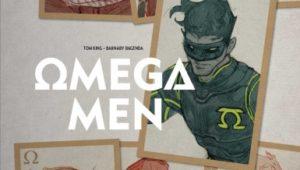 omega men comics