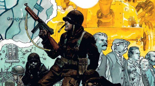 six jours urban comics vertigo dc comics