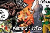 Top Vilains DC Part 02