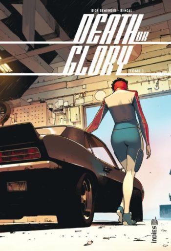 Tome 1 Death or Glory Urban comics