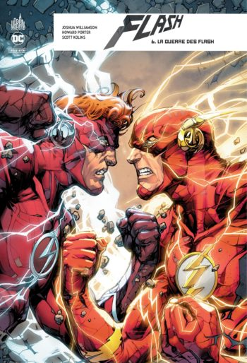 flash rebirth tome 6 urban comics