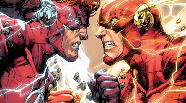 flash rebirth tome 6 urban comics