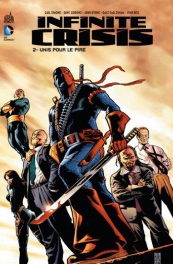 Infinite Crisis Urban Comics tome 2