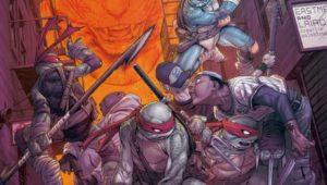 tortues ninja tome 0