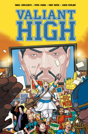 valiant high bliss edition