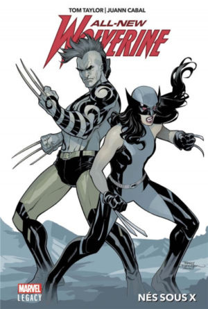 all new wolverine legacy