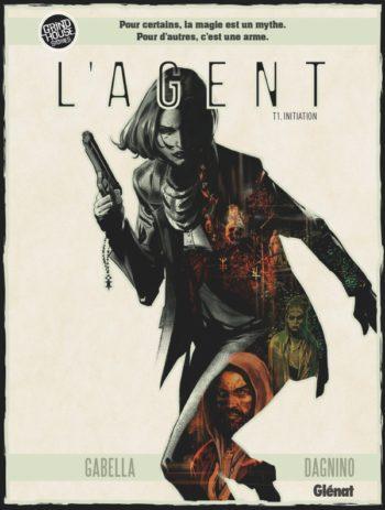 L'agent Glénat tome 1