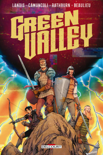 Green Valley Delcourt tome 1