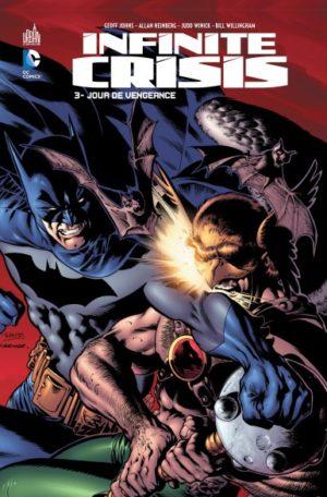 Infinite Crisis Urban Comics Tome 3