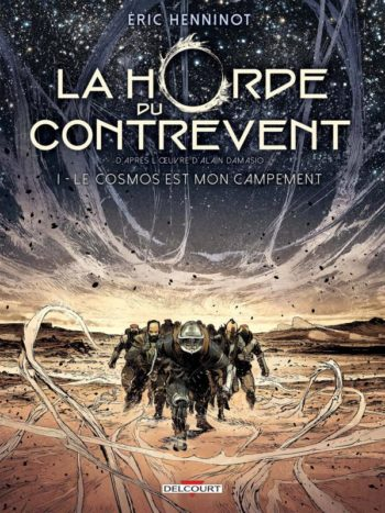 Delcourt La Horde du Contrevent tome 1