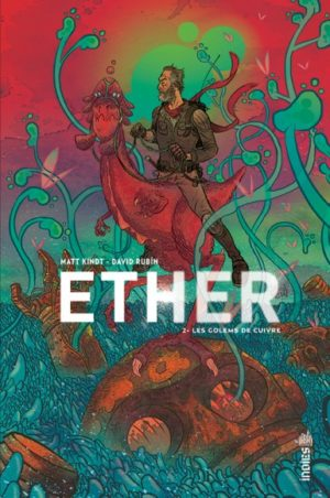 Ether Urban Comics tome 2