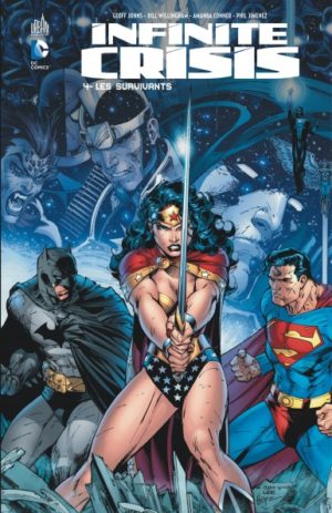 Infinite Crisis Urban Comics tome 4