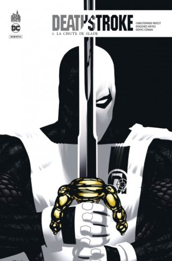 deathstroke rebirth tome 5 Urban Comics